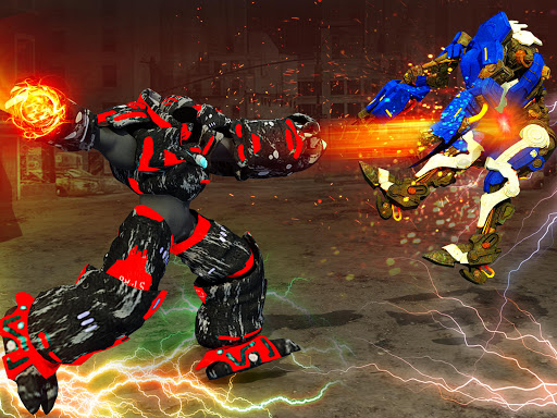 Real X-Ray Robot Fighting Game screenshot 11