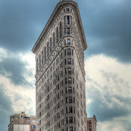 Flat Iron by Deb Tomoi - Buildings & Architecture Office Buildings & Hotels