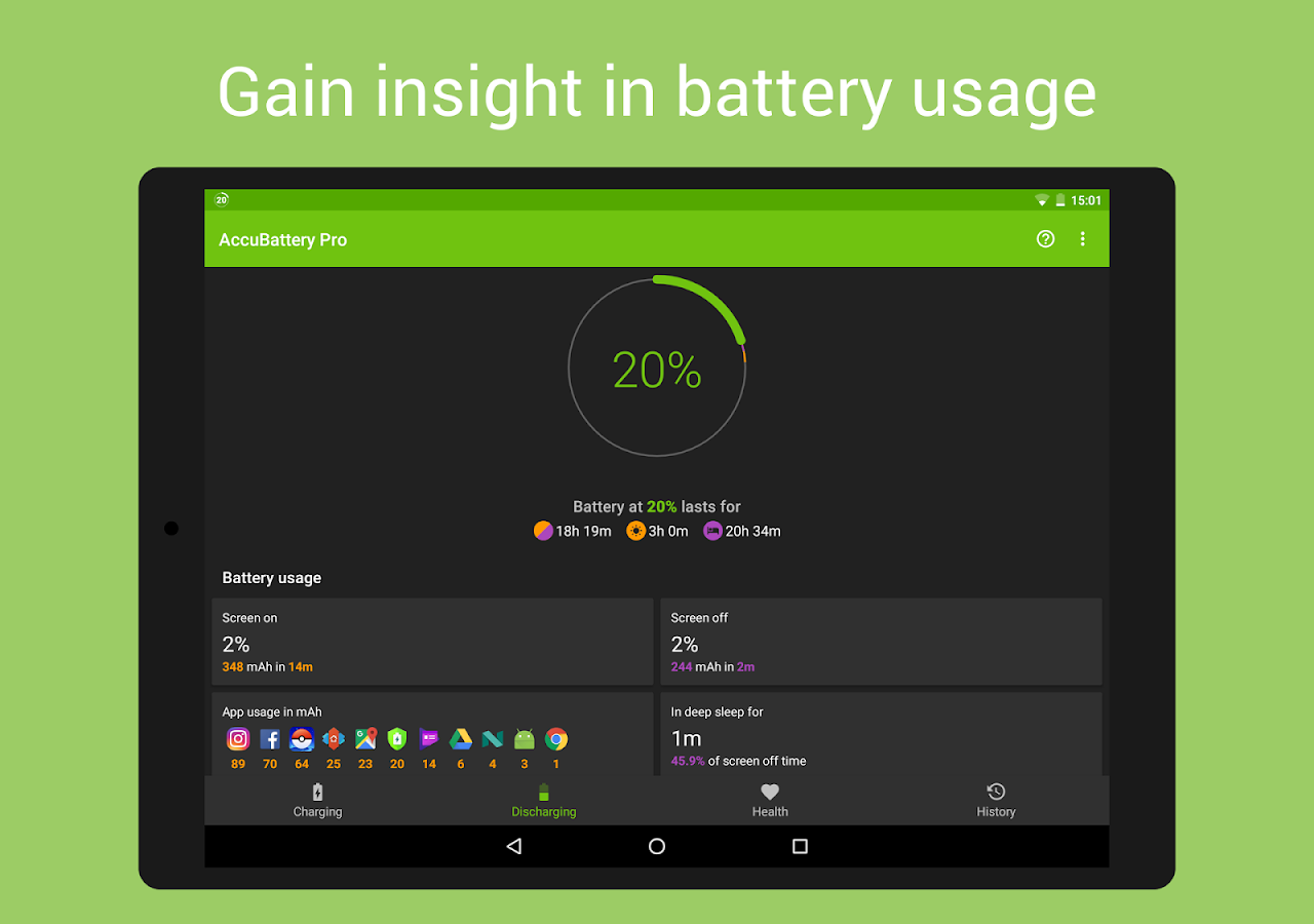 Accu​Battery Screenshot 16