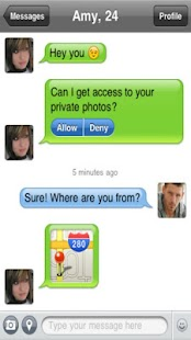 Guide Badoo Dating Meet People - screenshot