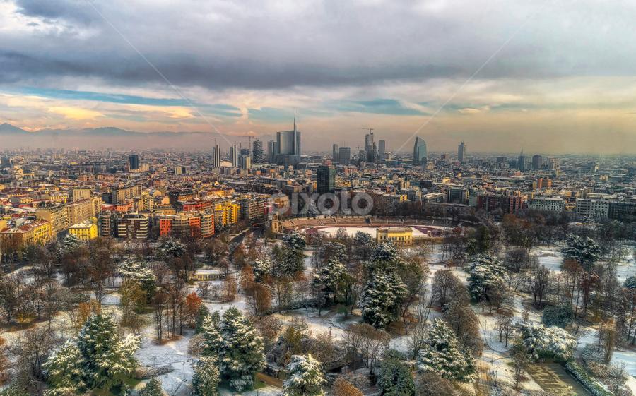 by Filippo Bianchi - City,  Street & Park  Skylines