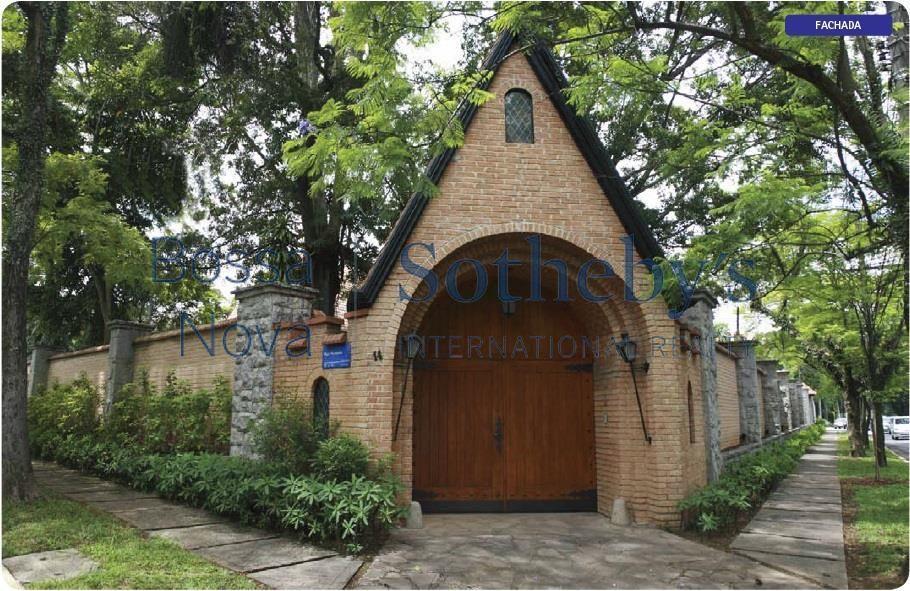 Casa residencial para locação, Jardim Europa, São Paulo - CA4576.