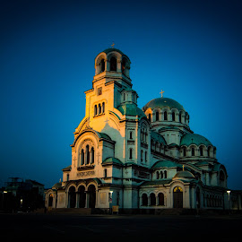 Alexander Nevski Cathedral by Vaska Grudeva - Buildings & Architecture Public & Historical