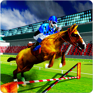Download Real Horse Derby & Jumping Simulator 3D For PC Windows and Mac