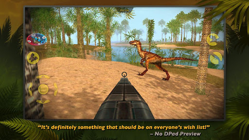 Carnivores: Dinosaur Hunter HD screenshot 22