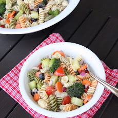 Not Your Average Pasta Salad