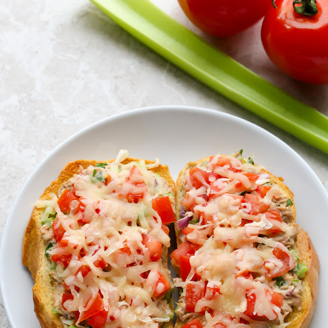 Quick Tuna Melts