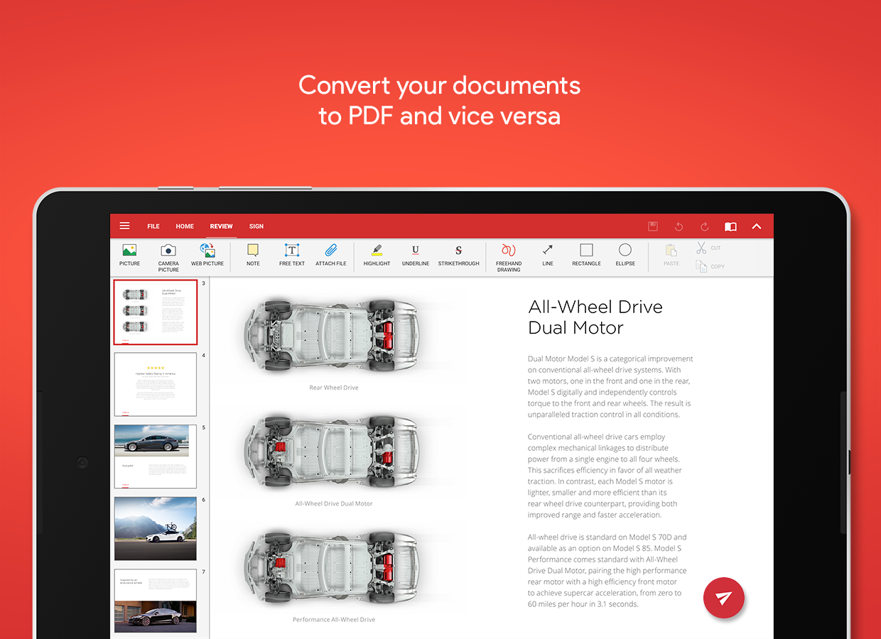 OfficeSuite : Free Office + PDF Editor & Converter Screenshot 14