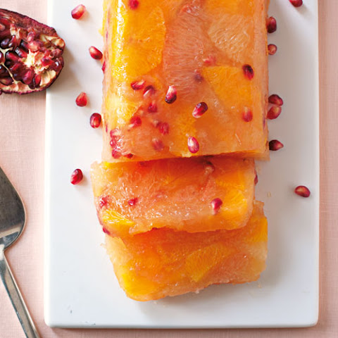 Tofu Terrine With Red Shiso Gelee Recipe — Dishmaps