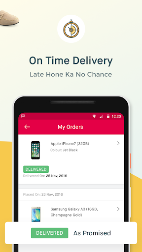 Snapdeal Online Shopping App for Quality Products screenshot 4
