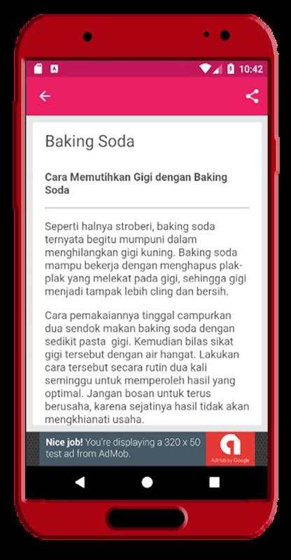 Cara Memutihkan Gigi Alami Apk 1 0 2 Download Free Books