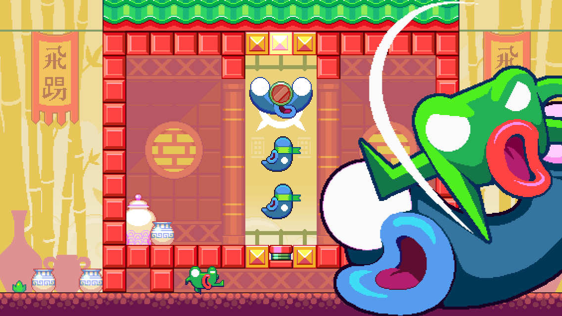 Green Ninja: Year of the Frog Screenshot 2