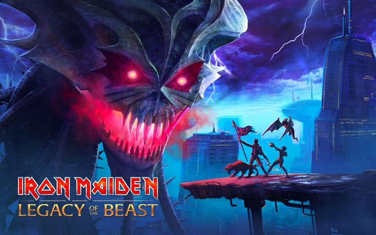 Iron Maiden: Legacy of the Beast Screenshot 16