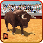3D Angry Bull Attack Simulator file APK for Gaming PC/PS3/PS4 Smart TV