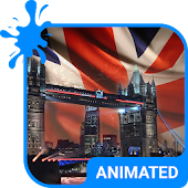 London Animated Keyboard APK for Lenovo