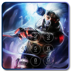 Download Hokage Ninja Sharingan Lock Screen for Windows Phone