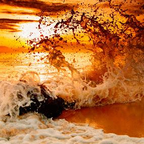 pantai pcb by Cikgu Kioka - Landscapes Beaches