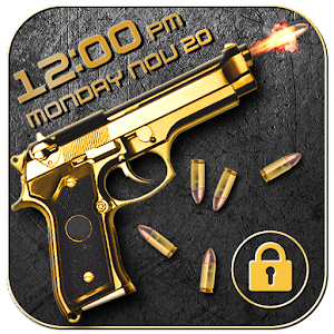 Download free Gun Shooting Locker (Funny Lock Screen) for PC on Windows and Mac