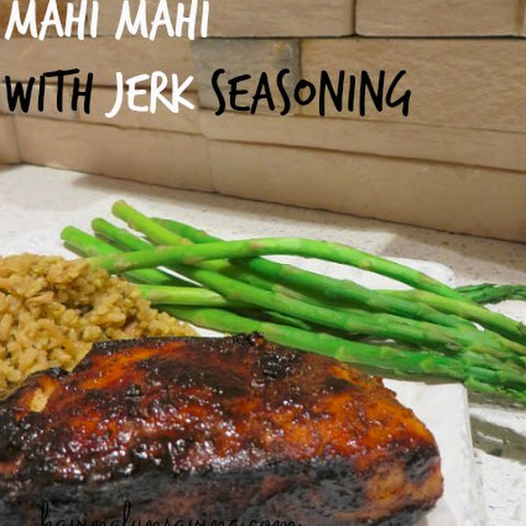 Mahi Mahi with Jerk Seasoning
