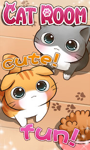 Game Cat Room - Cute Cat Games apk for kindle fire