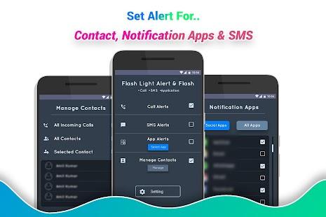 Download Flashlight Alert on Call / SMS APK on PC