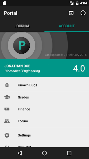 Portal for Binusmaya 5 (Beta) APK