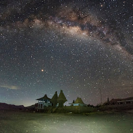 by Mac Evanz - Landscapes Starscapes