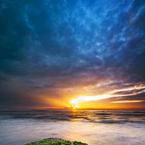 Manyar Beach Bali by Edo Kurniawan - Landscapes Sunsets & Sunrises