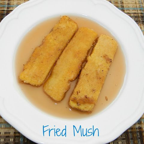 Fried Mush and Amish Country Trip