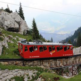 Pilatus by Nagy Attila - Transportation Trains ( 123 )