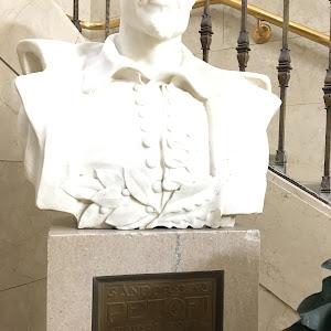 Såndor Petöfi Magyar Poet 1823 - 1849  Submitted by Bryan Arnold @nanowhiskers