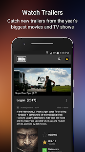 IMDb Cinema & TV Screenshot
