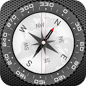 App Compass Free - Compass Pro APK for Kindle