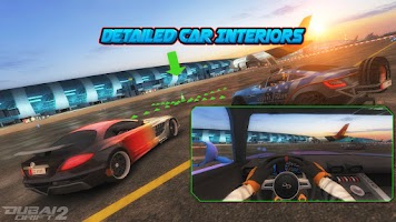 Screenshot of Dubai Drift 2