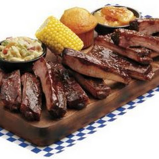 Famous Dave's Legendary Pit Barbecue Ribs