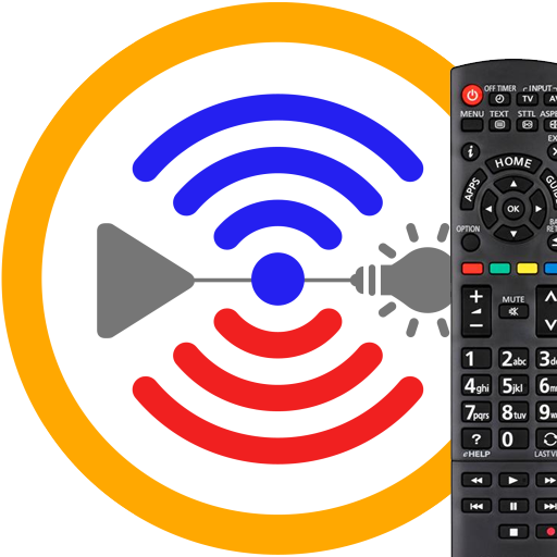 Remote for Panasonic TV+BD+AVR