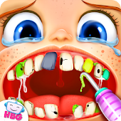 Dentist Hospital Adventure Icon