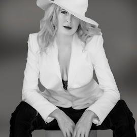 Britta Model  by Tamer Radwan - People Fashion ( model, fashion, germany, fashion photography, portrait )