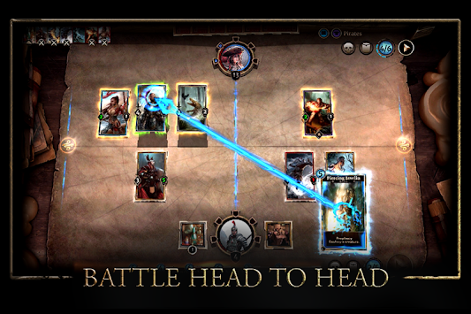 The Elder Scrolls®: Legends™ (Unreleased) APK screenshot thumbnail 2