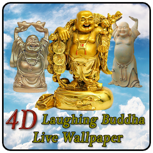 Laughing Buddha Live Wallpaper