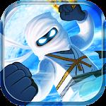 Galaxy Ninja Go Shooter - New Fight Wars Icon