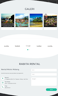 Rabita Rental - screenshot