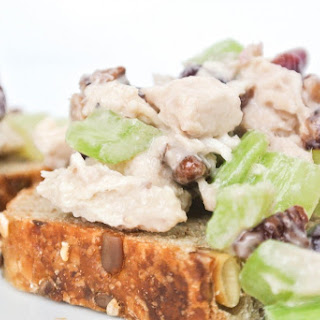 Chicken Salad With Celery And Cranberries Recipes