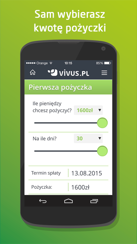 Vivus.pl Screenshot 1