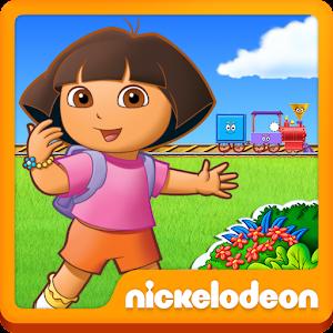 Dora Appisode: Shape Train For PC / Windows 7/8/10 / Mac – Free Download
