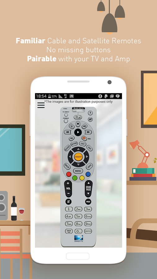 Control It – Remotes Unified! Screenshot 2