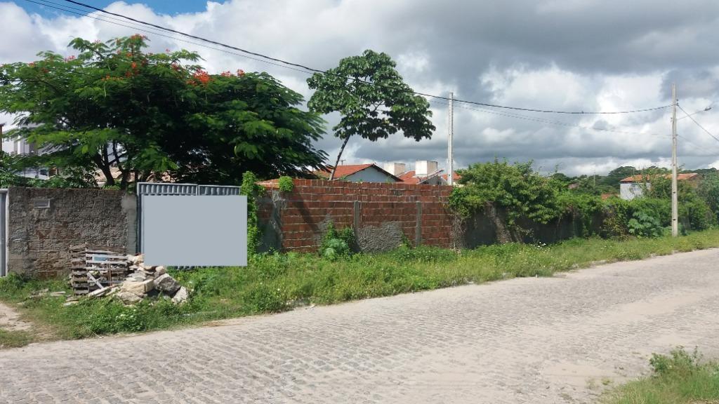 Terreno à venda, 360 m² por R$ 210.000 - Bessa - João Pessoa/PB