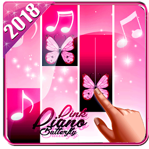 Couverture Pink Cute Piano Tiles for girl For PC / Windows 7/8/10 / Mac – Free Download