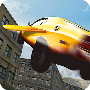 Flying Sport Car Drive 3D for Android