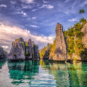 by Arif Djohan - Landscapes Waterscapes